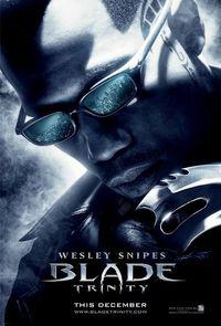 Blade Trinity: Ante la falta de ideas, sentido del humor